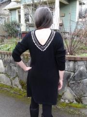 80's knitdress