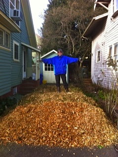 Superieur Driveway Full Of Woodchips