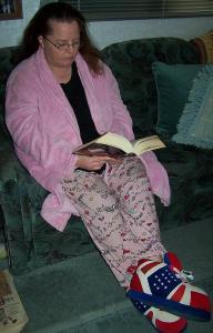 Margaret bathrobe